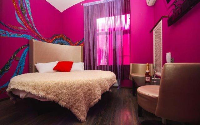 Hotel Olhovka комната для гостей