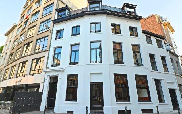 Отель Place du Samedi 15 Бельгия, Брюссель - 1 отзыв об отеле, цены и фото номеров - забронировать отель Place du Samedi 15 онлайн вид на фасад