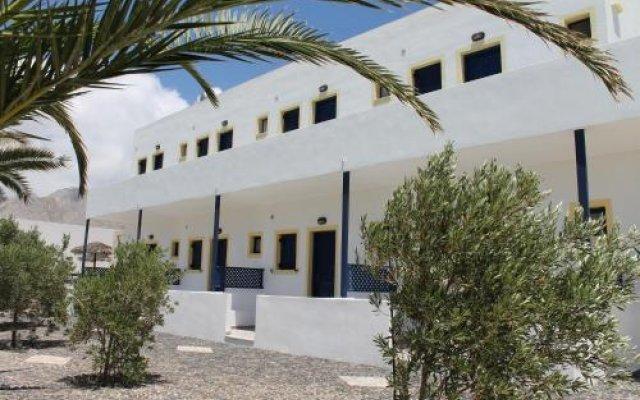Отель Rooms Mary Греция, Остров Санторини - отзывы, цены и фото номеров - забронировать отель Rooms Mary онлайн вид на фасад