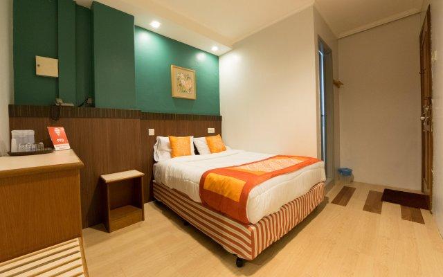 Отель OYO 111 Hotel China Town Inn Малайзия, Куала-Лумпур - отзывы, цены и фото номеров - забронировать отель OYO 111 Hotel China Town Inn онлайн комната для гостей