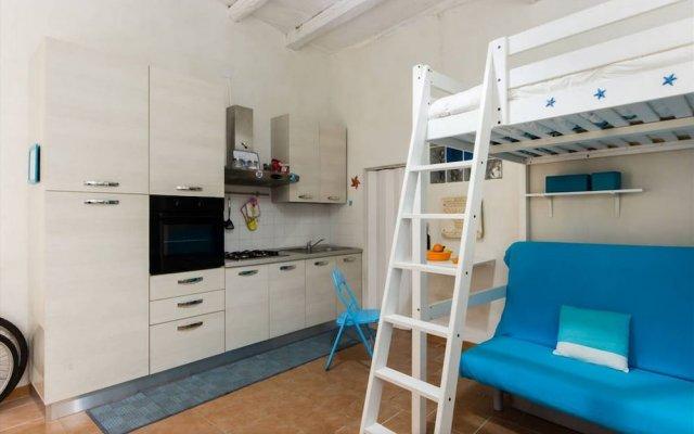 Апартаменты Studio Blu Сиракуза комната для гостей