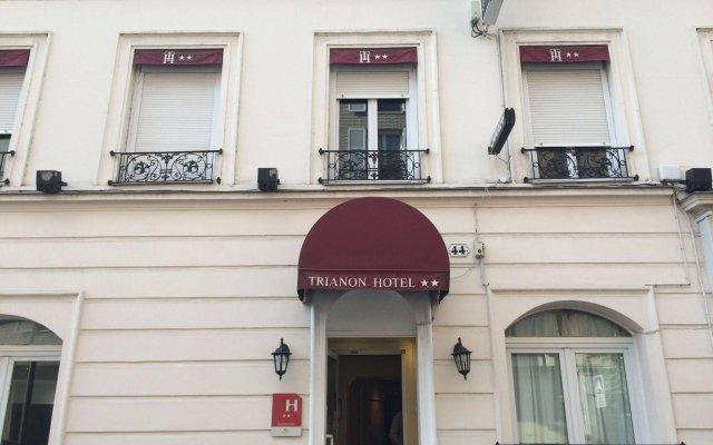 Отель Trianon Франция, Винсеннес - отзывы, цены и фото номеров - забронировать отель Trianon онлайн вид на фасад