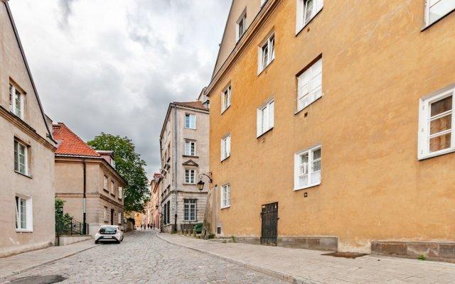 Отель Little Home - Old Town 5 Польша, Варшава - отзывы, цены и фото номеров - забронировать отель Little Home - Old Town 5 онлайн вид на фасад