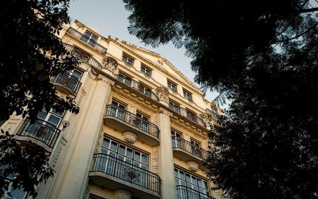 Отель Metropole Португалия, Лиссабон - 1 отзыв об отеле, цены и фото номеров - забронировать отель Metropole онлайн вид на фасад