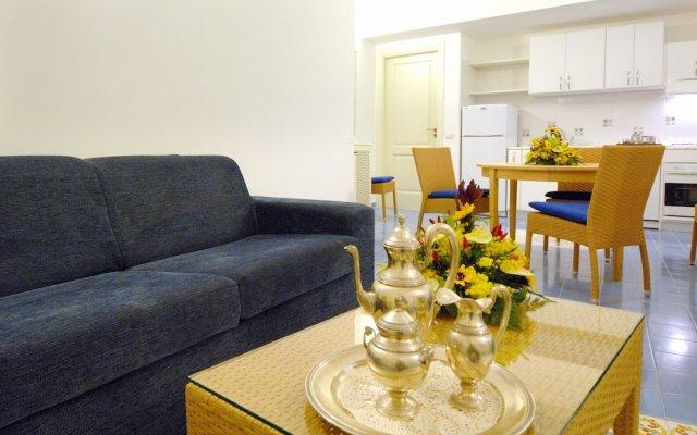 Отель Aurora Residence Amalfi комната для гостей