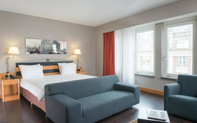 Отель Swissotel Amsterdam Амстердам комната для гостей