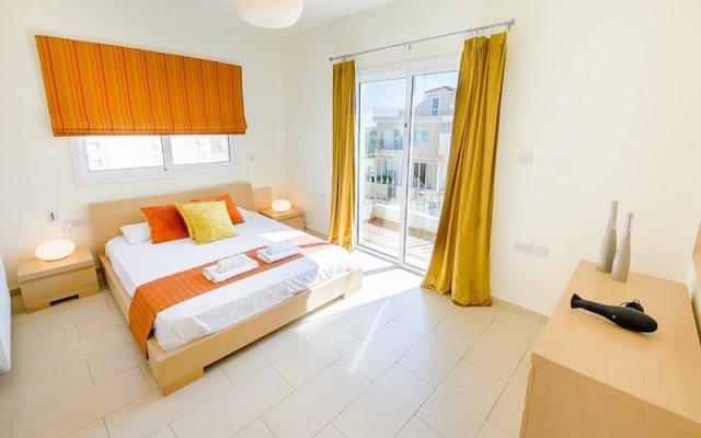 Отель Oceanview Villa 024 комната для гостей