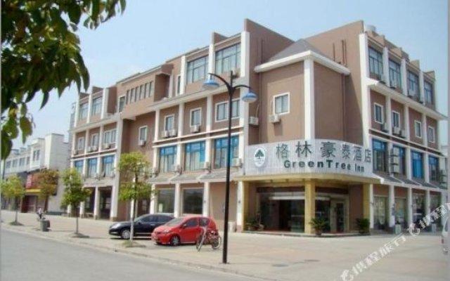 Green Tree Inn Suzhou Kunshan Hill Qiandeng Hotel