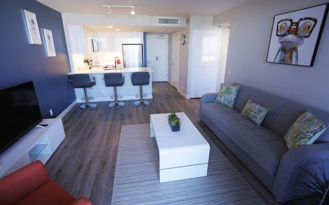 Отель Panoramic View Suites США, Лос-Анджелес - отзывы, цены и фото номеров - забронировать отель Panoramic View Suites онлайн комната для гостей