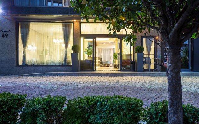 Отель Business Hotel City Avenue Болгария, София - 2 отзыва об отеле, цены и фото номеров - забронировать отель Business Hotel City Avenue онлайн вид на фасад