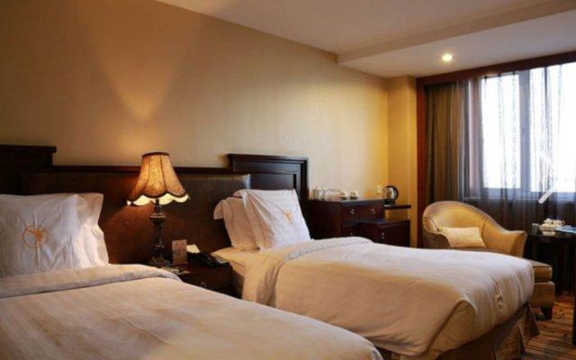 Dongjiaominxiang Hotel Beijing Пекин комната для гостей