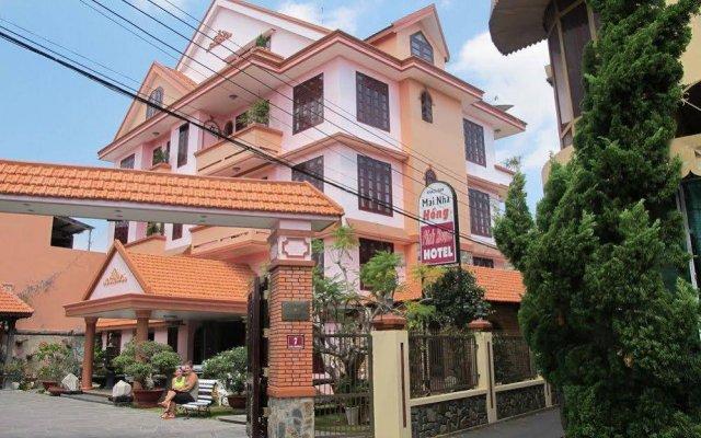 Отель Villa Pink House Вьетнам, Далат - отзывы, цены и фото номеров - забронировать отель Villa Pink House онлайн вид на фасад