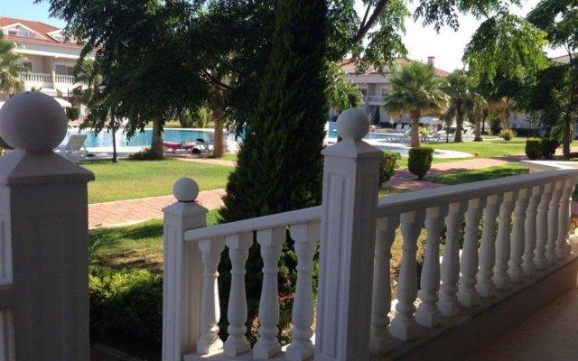 Topcuoglu Villas Турция, Белек - отзывы, цены и фото номеров - забронировать отель Topcuoglu Villas онлайн вид на фасад