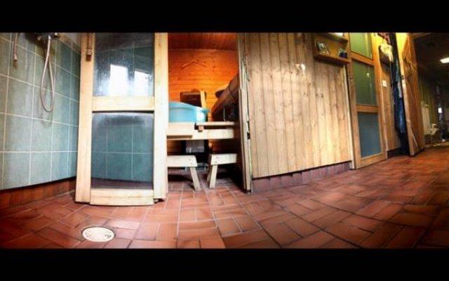 Eco Hostel Inspiral комната для гостей