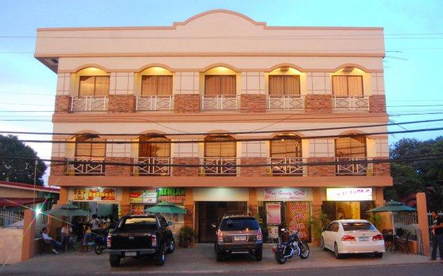 Отель Balayong Pension Филиппины, Пуэрто-Принцеса - отзывы, цены и фото номеров - забронировать отель Balayong Pension онлайн вид на фасад