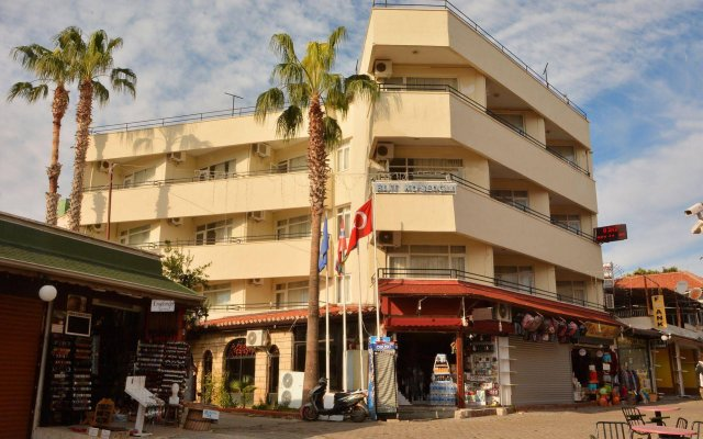 Elit Koseoglu Hotel Турция, Сиде - 3 отзыва об отеле, цены и фото номеров - забронировать отель Elit Koseoglu Hotel онлайн вид на фасад
