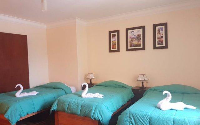 Cozy Hostel Arequipa 0