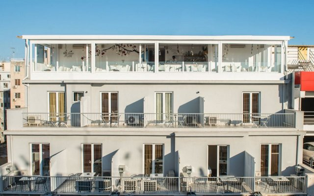 Отель Piraeus Dream вид на фасад