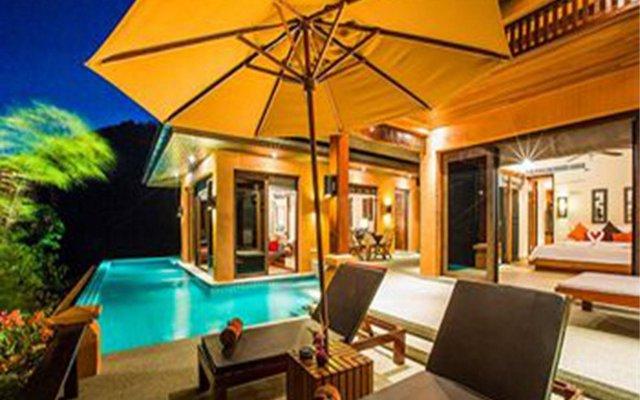 Отель Korsiri Villas Таиланд, пляж Панва - отзывы, цены и фото номеров - забронировать отель Korsiri Villas онлайн вид на фасад