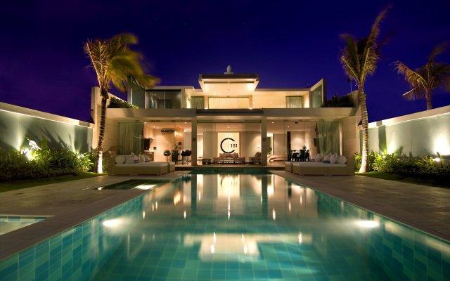 Отель C151 Smart Villas Dreamland вид на фасад