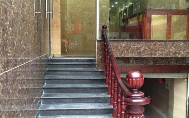 Hong Ha Hotel вид на фасад