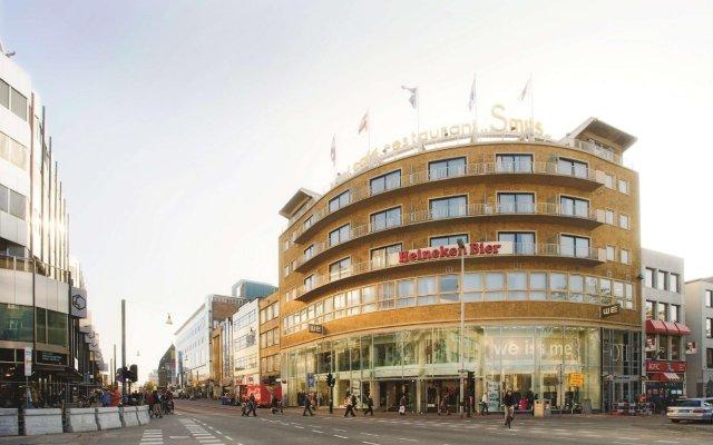 Отель Apollo Hotel Utrecht City Centre Нидерланды, Утрехт - 4 отзыва об отеле, цены и фото номеров - забронировать отель Apollo Hotel Utrecht City Centre онлайн вид на фасад