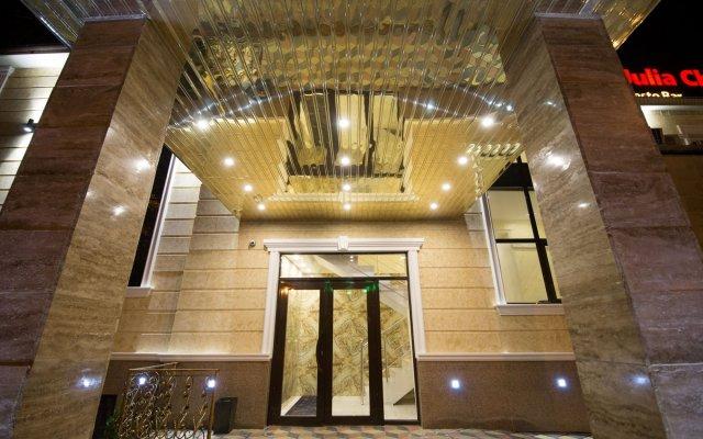 Гостиница Renion Zyliha вид на фасад