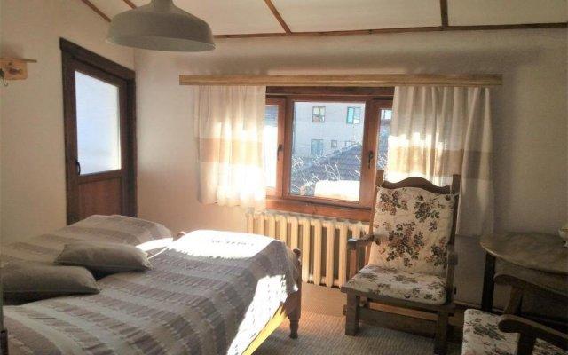Отель Sema Банско комната для гостей