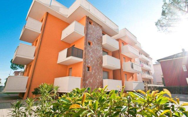 Отель El Cid Campeador Италия, Римини - отзывы, цены и фото номеров - забронировать отель El Cid Campeador онлайн вид на фасад