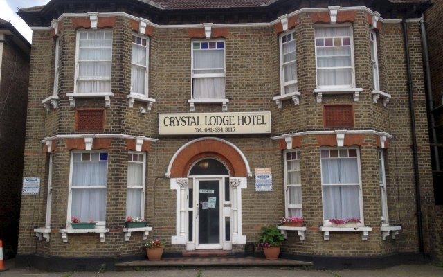 The Crystal Lodge Hotel вид на фасад