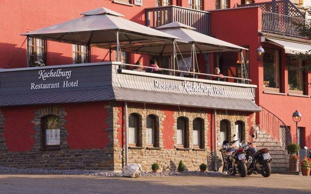 Hotel Kachelburg вид на фасад