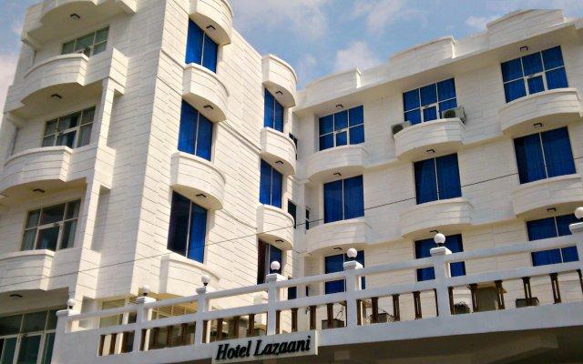 Lazaani Hotel & Restaurant вид на фасад