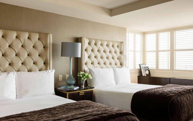 Отель The Dupont Circle Hotel США, Вашингтон - отзывы, цены и фото номеров - забронировать отель The Dupont Circle Hotel онлайн комната для гостей