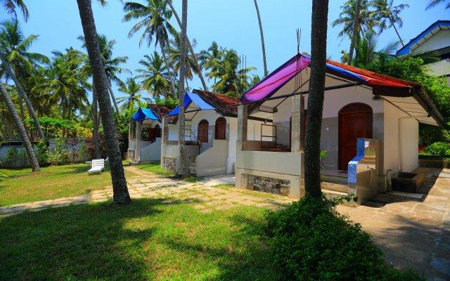 Отель Jaga Bay Resort вид на фасад
