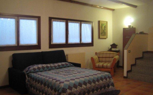 Отель B&B Al Calicanto Соризоле комната для гостей
