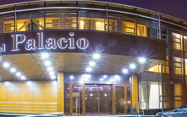 Гостиница Grand Palacio вид на фасад