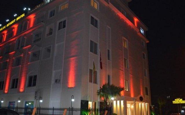 Parlak Resort Hotel вид на фасад