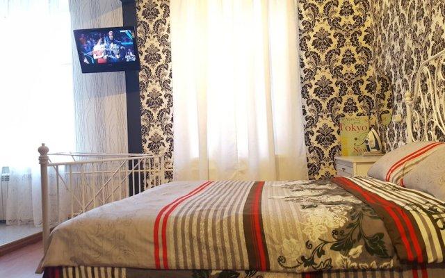 Апартаменты DeLuxe Apartment Vavilova Москва комната для гостей