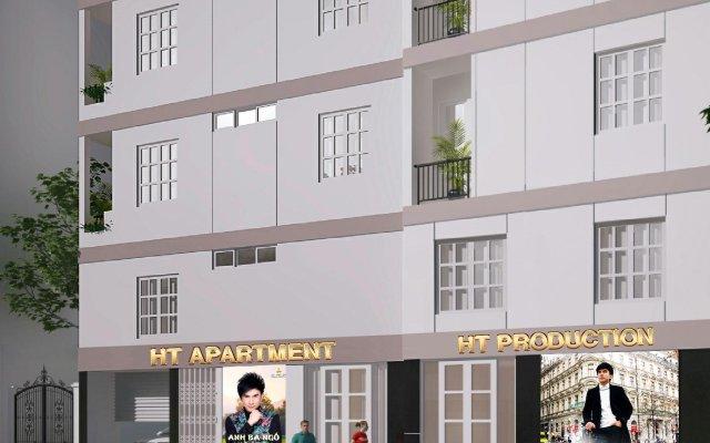 Отель HT Apartment Вьетнам, Хошимин - отзывы, цены и фото номеров - забронировать отель HT Apartment онлайн вид на фасад