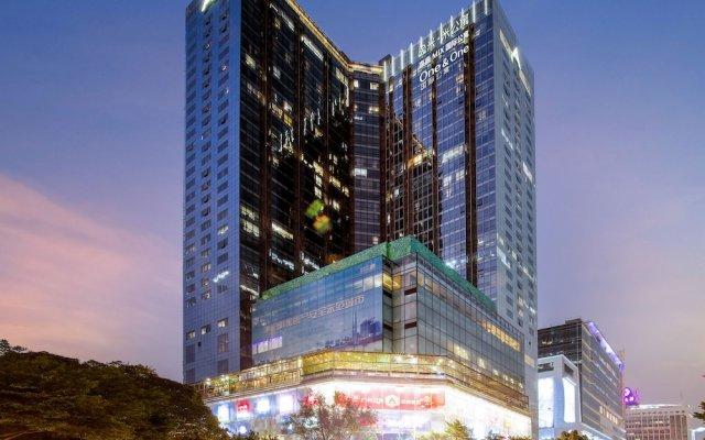 Yimi Hotel JiaJia Jie Deng Du Hui Branch вид на фасад
