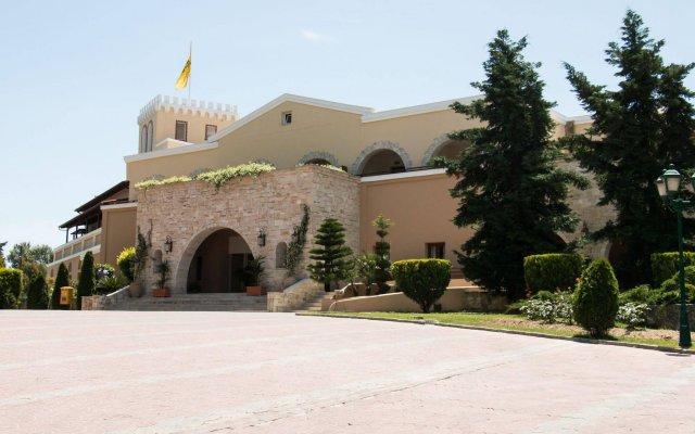 Aegean Melathron Thalasso Spa Hotel вид на фасад