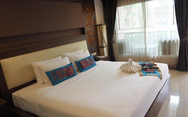Отель Chivatara Resort & Spa Bang Tao Beach вид на фасад