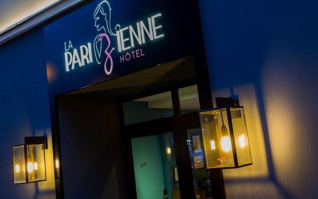 Отель La Parizienne By Elegancia Париж вид на фасад