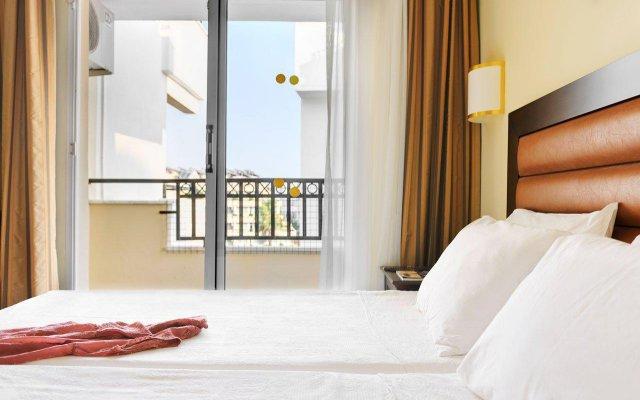 Prestige Garden Hotel комната для гостей