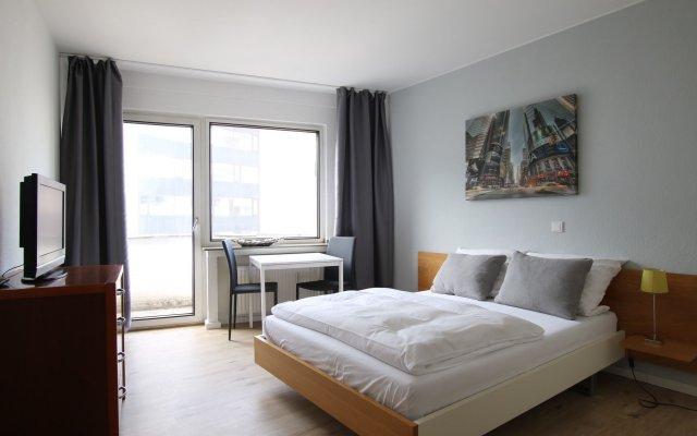 Отель Arthouse Apartments am Barbarossaplatz Германия, Кёльн - отзывы, цены и фото номеров - забронировать отель Arthouse Apartments am Barbarossaplatz онлайн