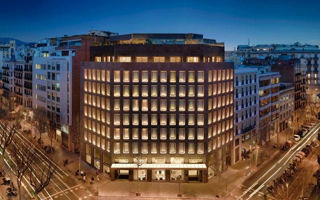 Отель The One Barcelona GL Испания, Барселона - 2 отзыва об отеле, цены и фото номеров - забронировать отель The One Barcelona GL онлайн вид на фасад