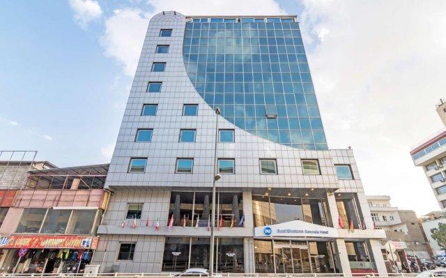 Best Western Ravanda Hotel Турция, Газиантеп - отзывы, цены и фото номеров - забронировать отель Best Western Ravanda Hotel онлайн вид на фасад
