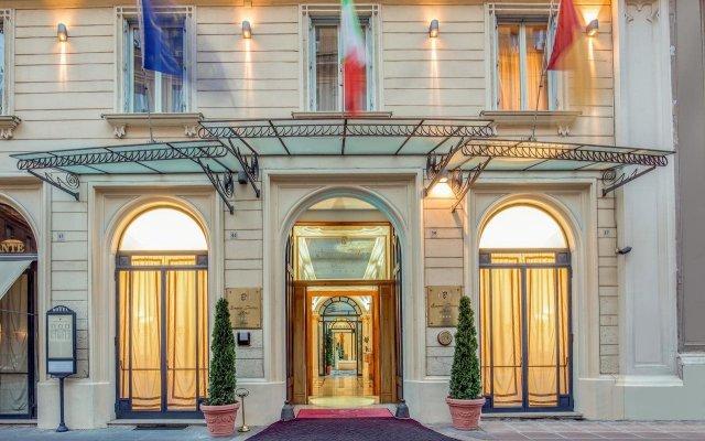 Отель Empire Palace Италия, Рим - 3 отзыва об отеле, цены и фото номеров - забронировать отель Empire Palace онлайн вид на фасад