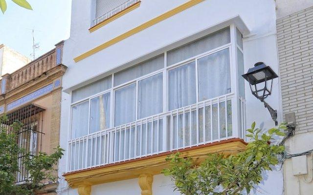 Отель Casa Jerez Alameda del Banco Испания, Херес-де-ла-Фронтера - отзывы, цены и фото номеров - забронировать отель Casa Jerez Alameda del Banco онлайн вид на фасад