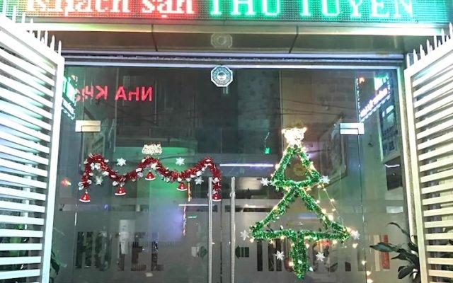 Thu Tuyen Hotel вид на фасад